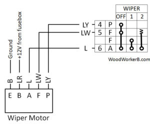 280z wiper motor wiring diagram 240z multifunction switches woodworkerb  240z multifunction switches woodworkerb