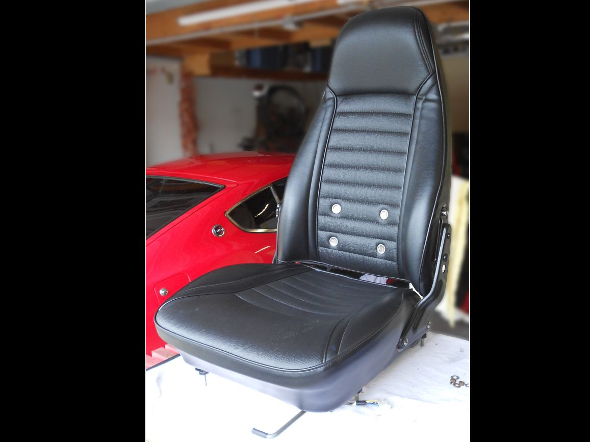 Seat, new, competed, top_front view