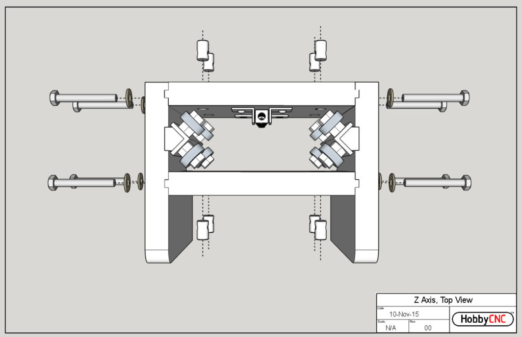 Z-Axis Assembly 3