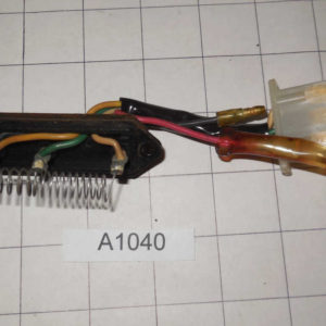 Datsun 240Z temperature sensing element for cabin heater