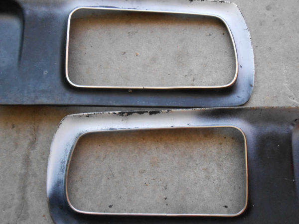 Datsun 240Z Rear Trim (around tail lights)