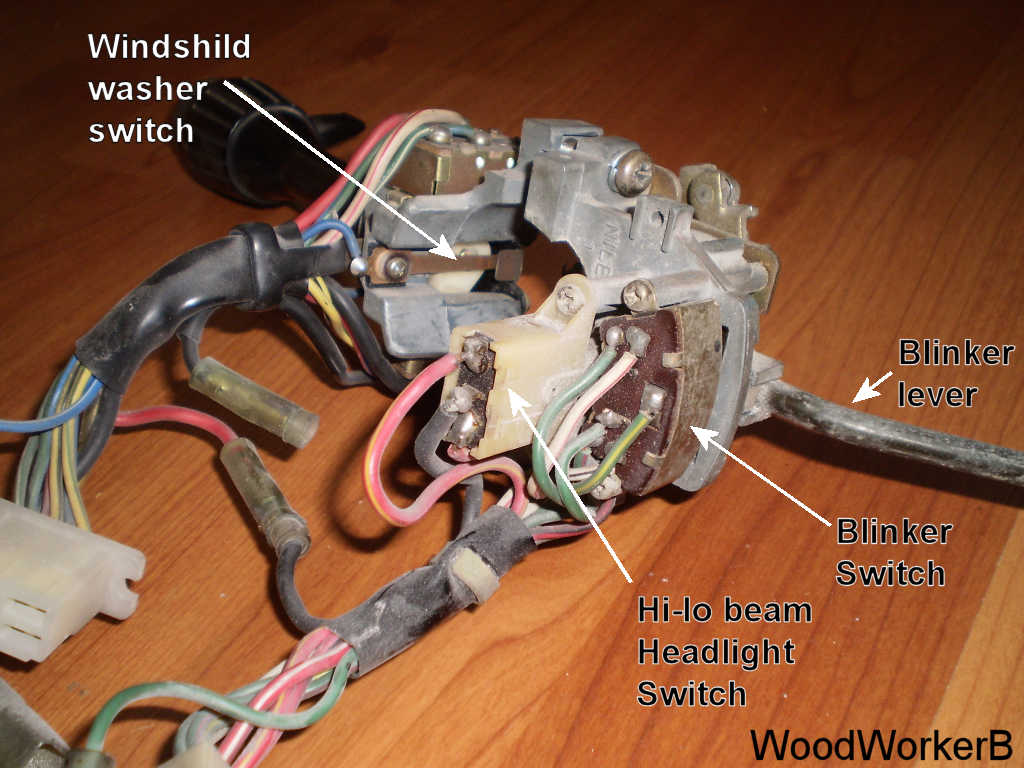 d288 240z wiring diagram backup light switch wiring resources sparton turn signal switch diagram 1973 240z turn signal switch wiring diagram #11